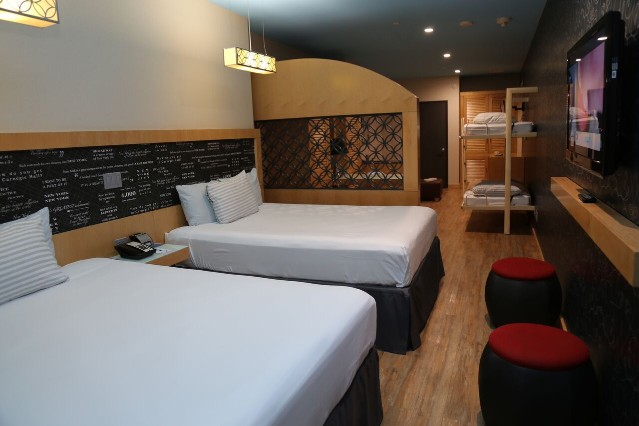 Tryp Hotel Times Square New York City Save Big Today In Nyc
